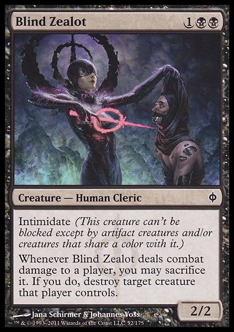 Blind Zealot