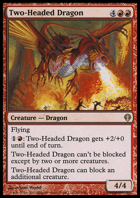 Two-Headed Dragon