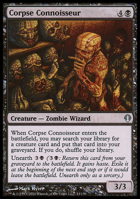 Corpse Connoisseur