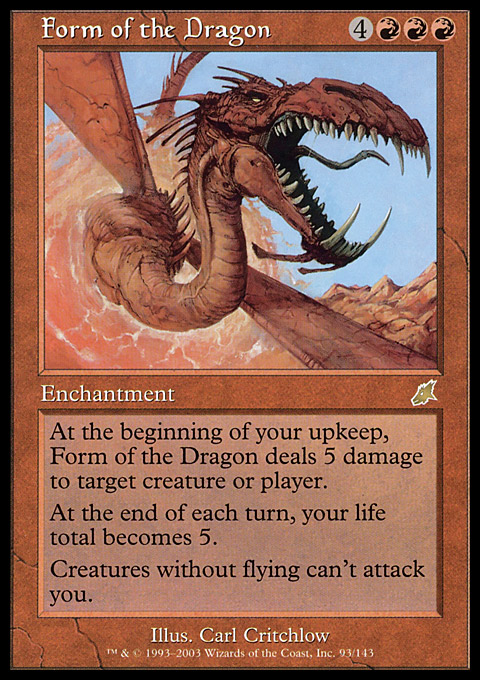 Form of the Dragon