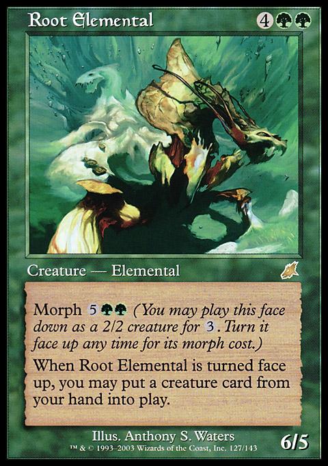 Root Elemental