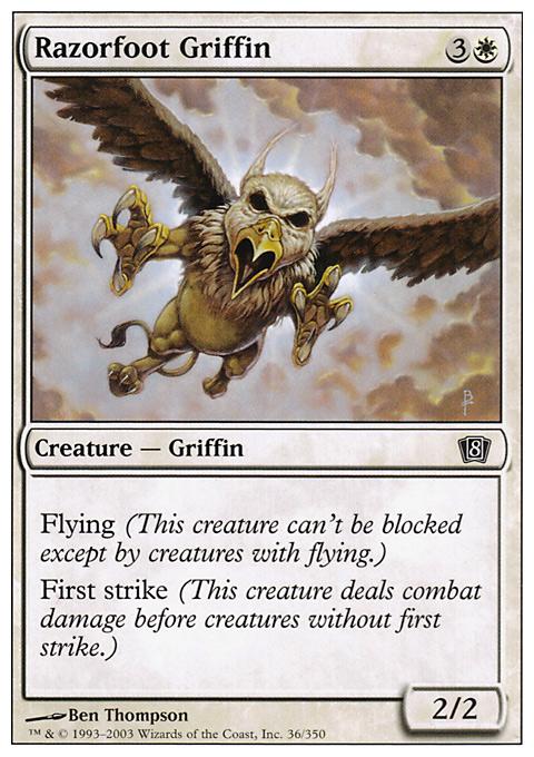 Razorfoot Griffin