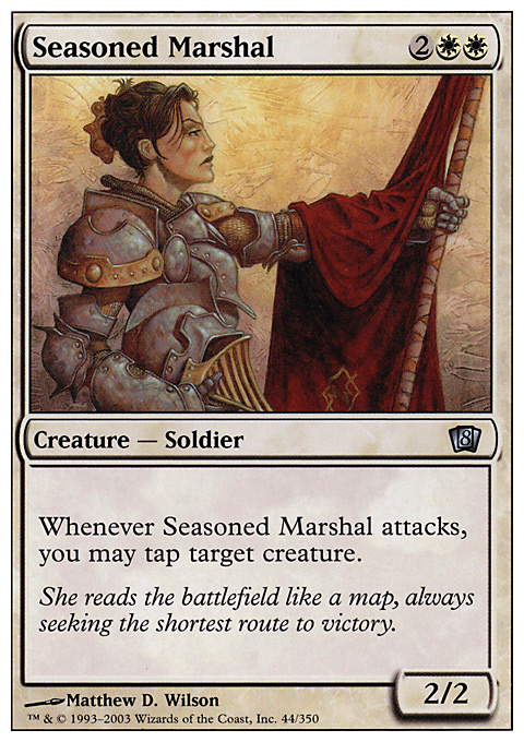 Seasoned Marshal