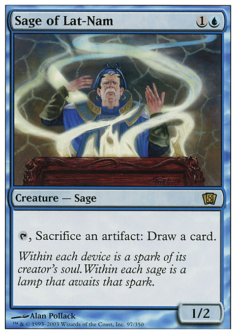 Sage of Lat-Nam
