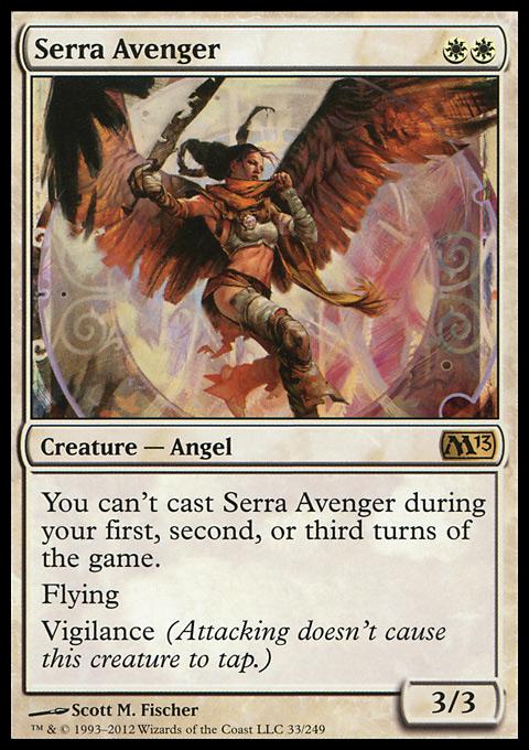 Serra Avenger