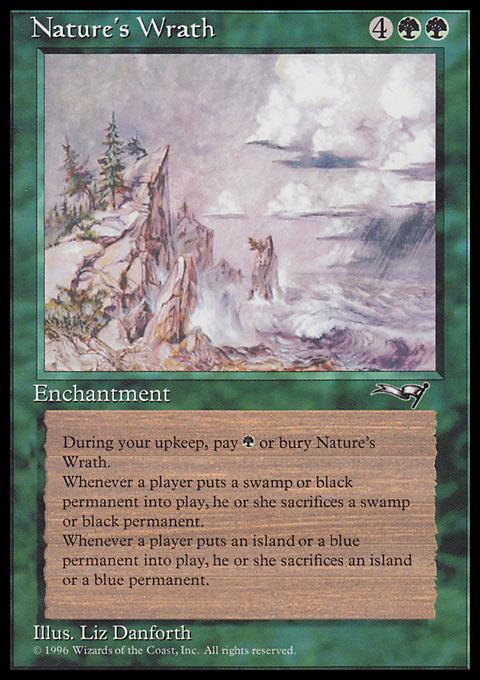 Nature's Wrath