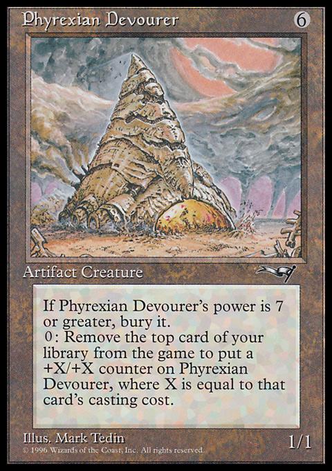 Phyrexian Devourer