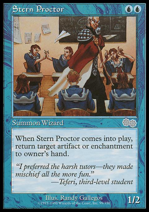 Stern Proctor original card image