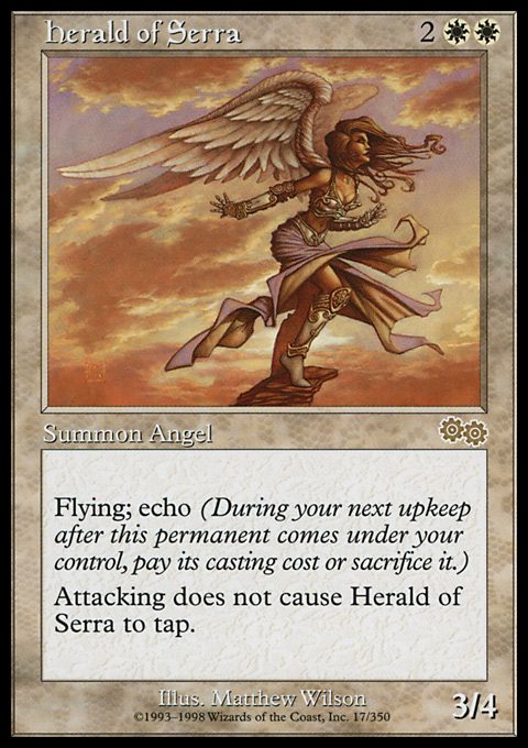 Herald of Serra