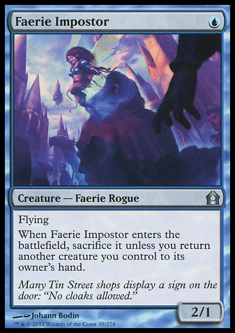 Faerie Impostor