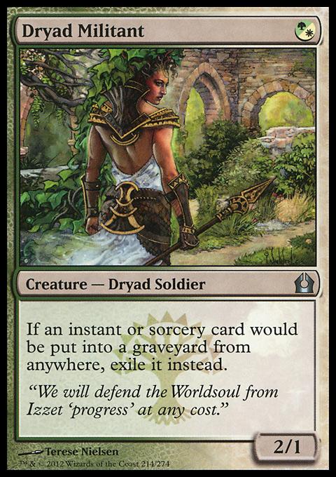 Dryad Militant