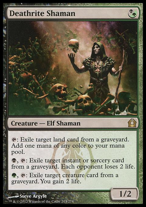 Deathrite Shaman original card image