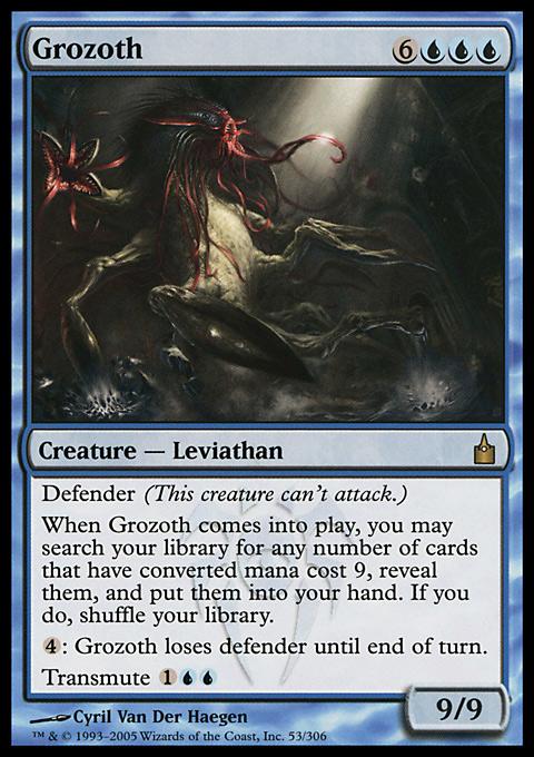 Grozoth