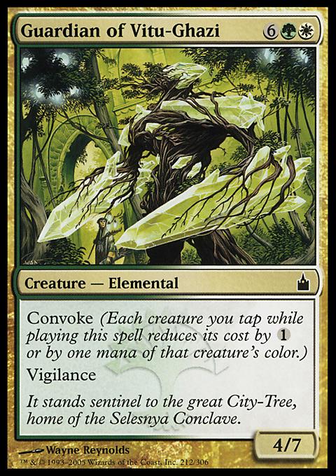 Guardian of Vitu-Ghazi