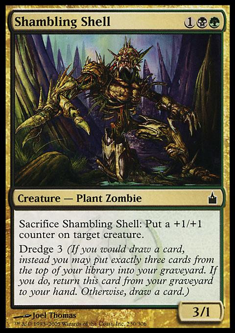 Shambling Shell