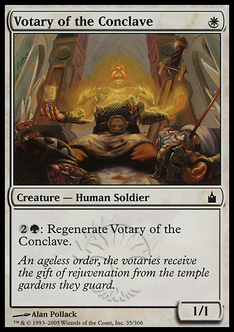Votary of the Conclave