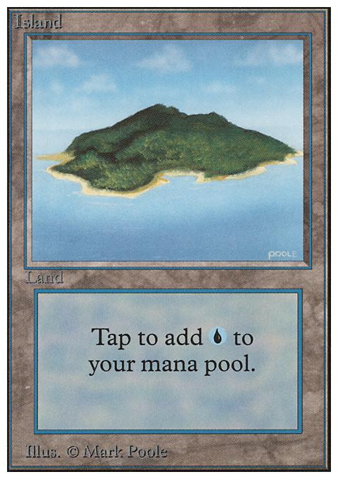 Island (B)