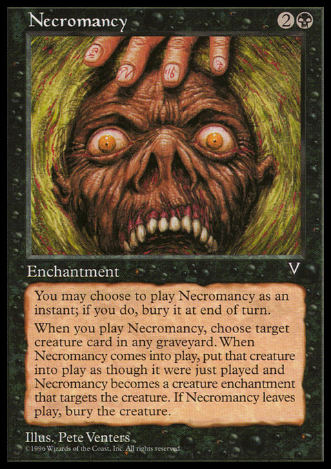 Necromancy original card image