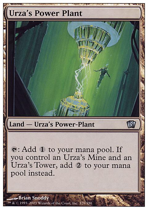 Urza's Power Plant