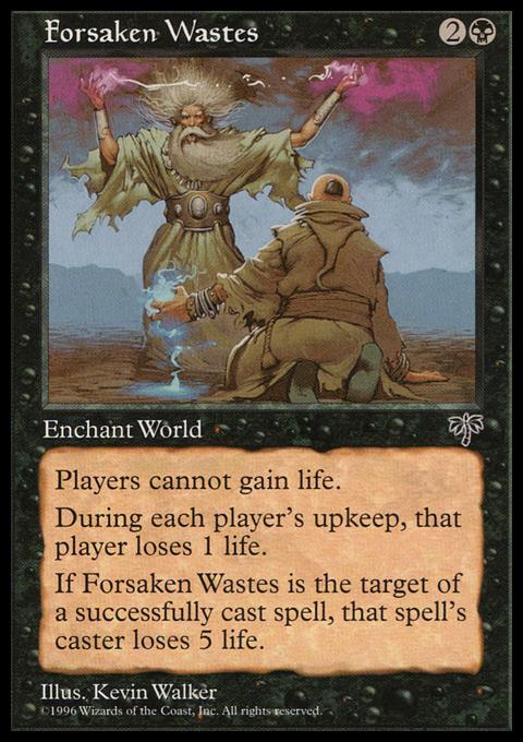 Forsaken Wastes