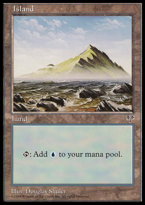 Island (Rocky Water)
