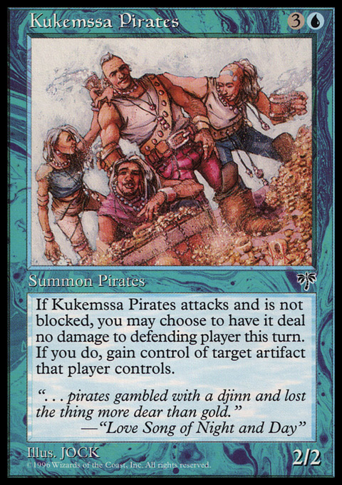 Kukemssa Pirates