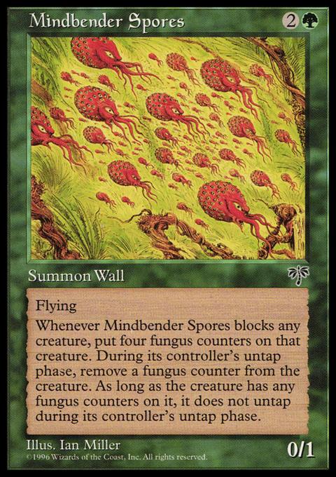 Mindbender Spores