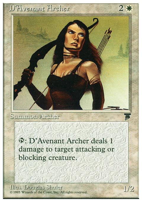 D'Avenant Archer