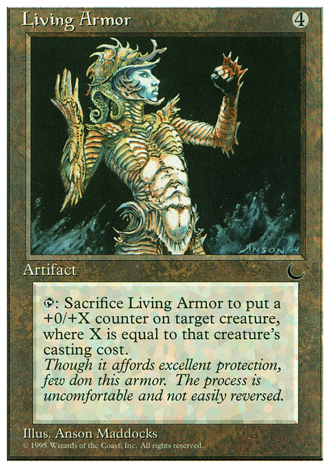 Living Armor