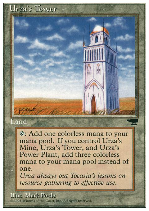 Urza's Tower (Plains)