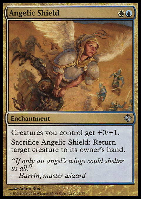 Angelic Shield