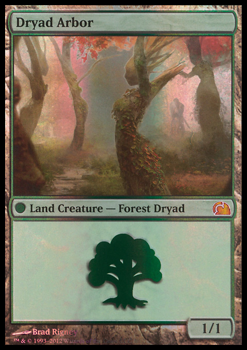 Dryad Arbor