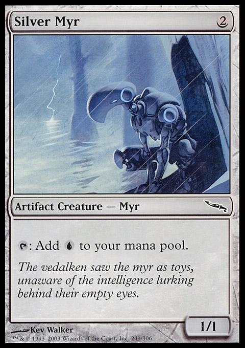 Silver Myr