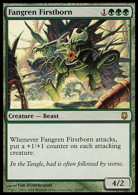 Fangren Firstborn