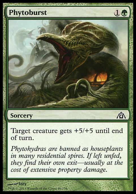 Phytoburst