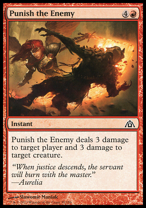 Punish the Enemy