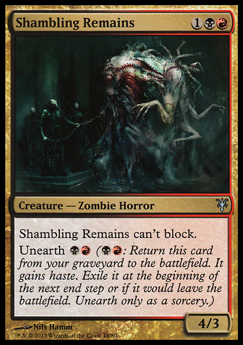 Shambling Remains
