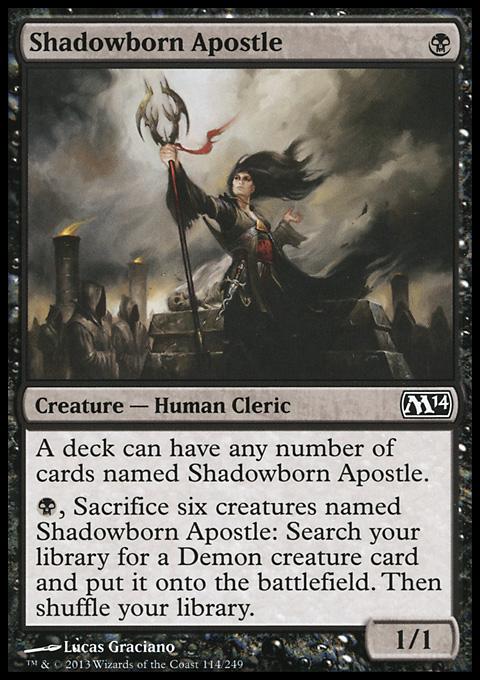 Shadowborn Apostle