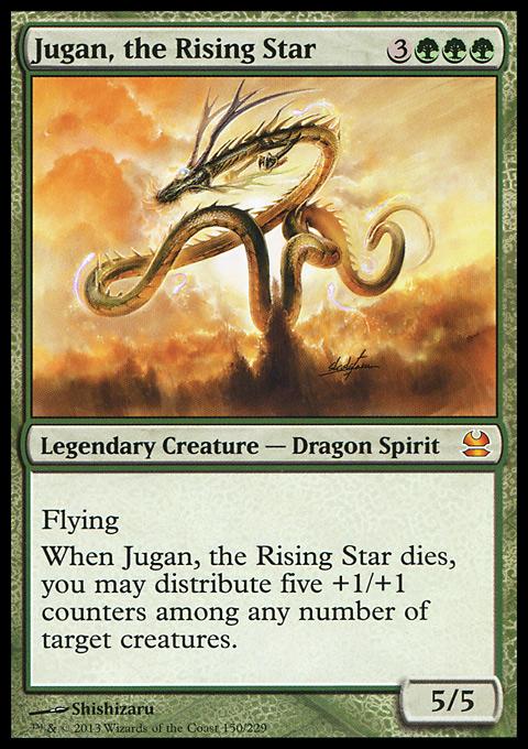 Jugan, the Rising Star