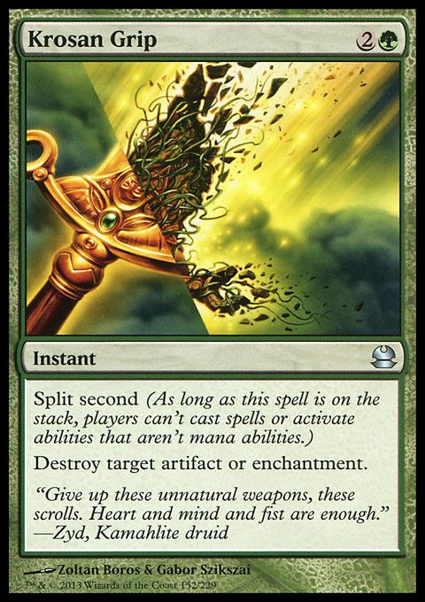 Krosan Grip original card image