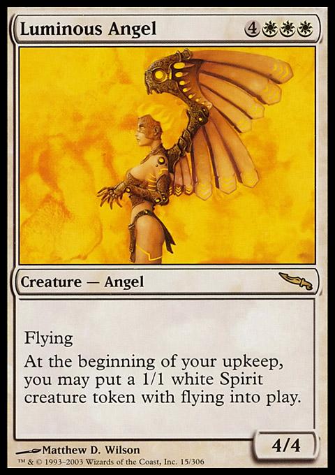 Luminous Angel