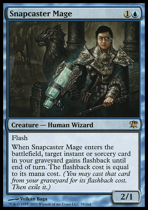 Snapcaster Mage original card image