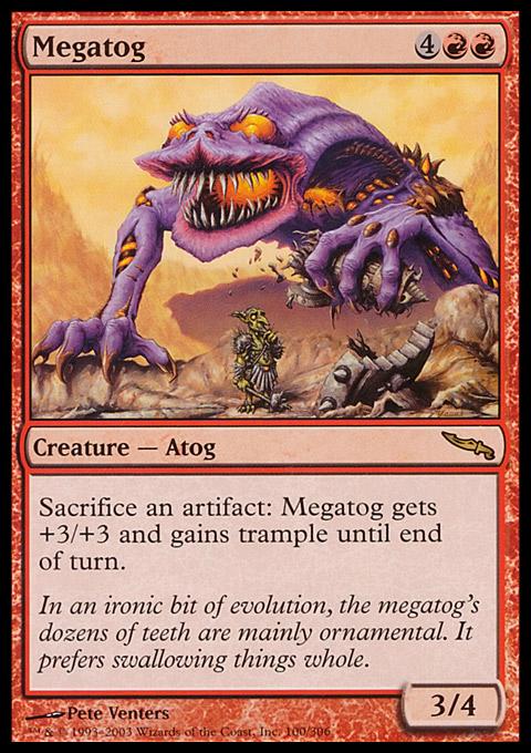Megatog