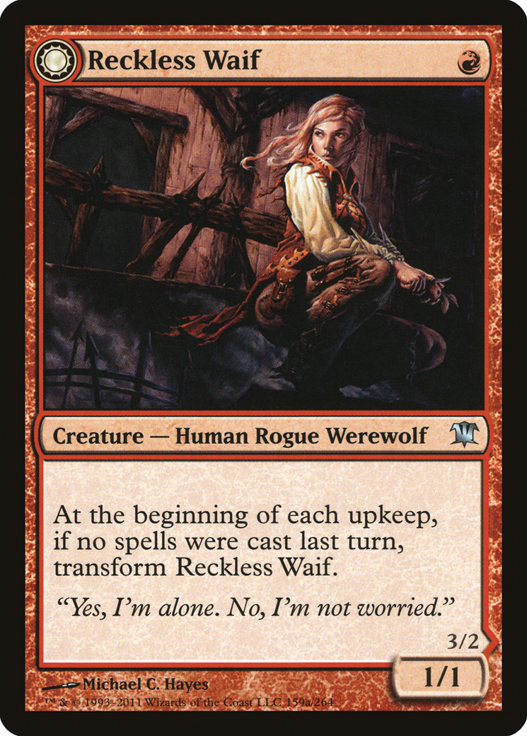 Reckless Waif