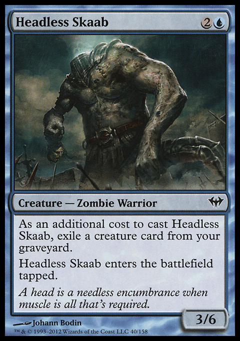 Headless Skaab