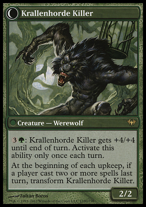 Wolfbitten Captive (remove)