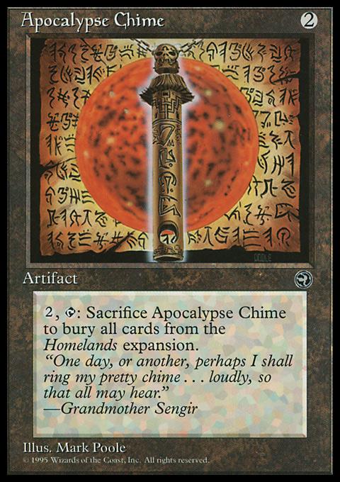 Apocalypse Chime