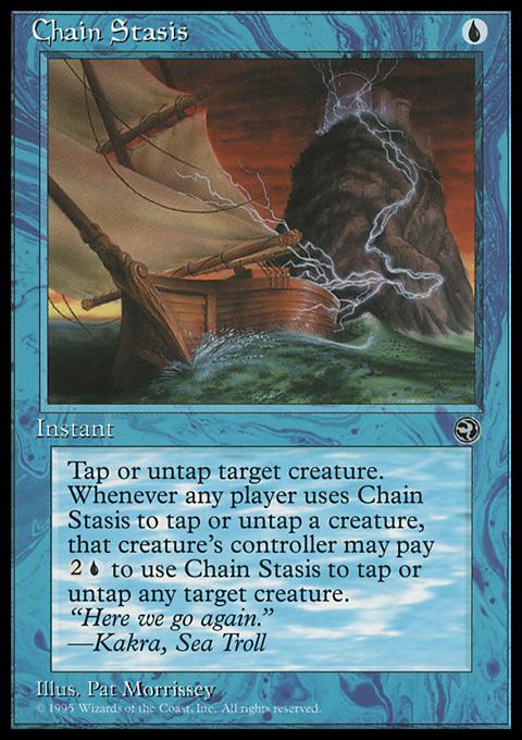 Chain Stasis