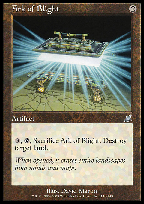Ark of Blight