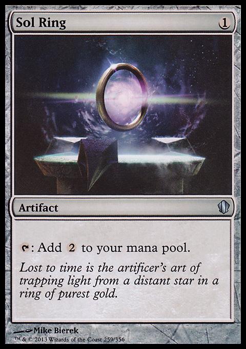 Sol Ring original card image
